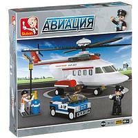 Конструктор лего Авиация