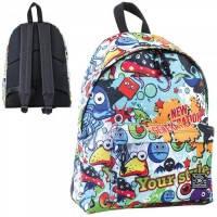 Рюкзак подростковый ST-15 Crazy 1 Вересня 3 вида
