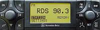 Автомобільний МР3 адаптер Триома USB для штатної магнітоли Mercedes Benz модель APS BT/2, фото 1