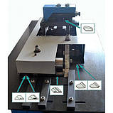 Фальцепрокатный станок для вентиляции  LC-12DR, фото 2