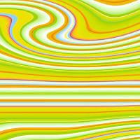 Столешницы LUXEFORM Танцующие полоски (4100) (L986) 4200 / 600 / 28