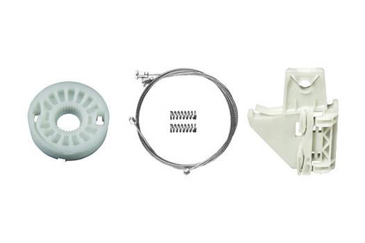 Ремкомплект механизма стеклоподъемника задней правой двери Skoda Octavia A5 2004-2014