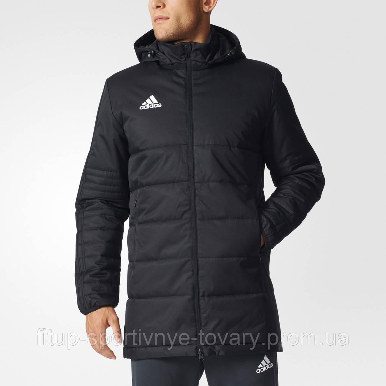 03511f61 Куртка мужская Adidas TIRO17 WINTJKTL BS0050 - FITUP. Спортивные товары в  Киеве