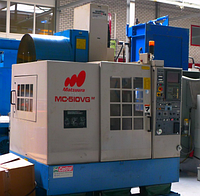 Matsuura MC510 VGM