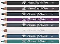 Карандаш для глаз Cascade of Colours №209 (ярко-синий), фото 1