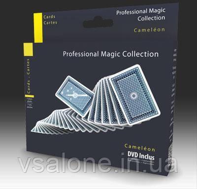 OID Magic Фокус КАРТЫ КАМЕЛЕОН С DVD