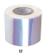 Битое стекло для ногтей, 1 рулон=100 метров, №1, ОРИГИНАЛ