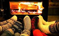 Зимой ножки не замерзнут!
