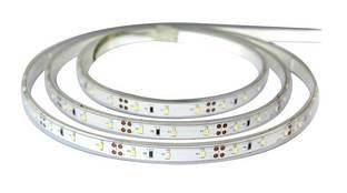 LED лента SMD 3014, 60шт/м, 6W/m, IP65