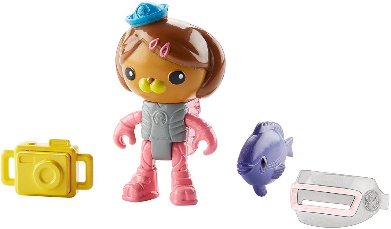 Игрушка Октонавты Даши Fisher-Price Octonauts Dashi & the Damselfish Toy Playset