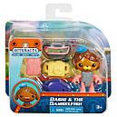 Игрушка Октонавты Даши Fisher-Price Octonauts Dashi & the Damselfish Toy Playset, фото 8