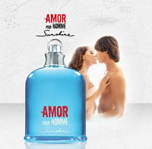 Cacharel Amor Pour Homme туалетная вода 125 ml. (Кашарель Амор Пур Хом), фото 3