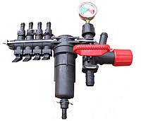 Регулятор давления, 4 секции(ROZ4)
