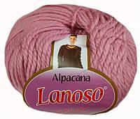 Пряжа Lanoso Alpacana 3019