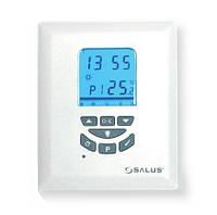 Проводной недельный программируемый терморегулятор (термостат) SALUS Т105 , фото 1
