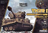 Немецкий тяжелый танк Tiger I