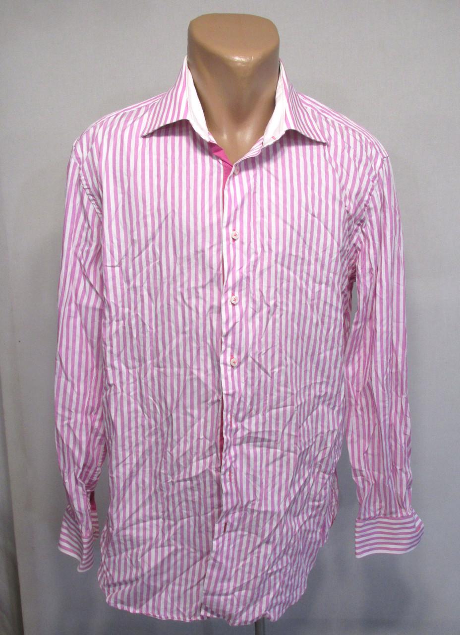 59371ad1af5e Рубашка Tommy Hilfiger, 42, хлопок, Как Новая!