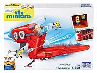 Конструктор Mega Bloks Minions Supervillain Jet, фото 1