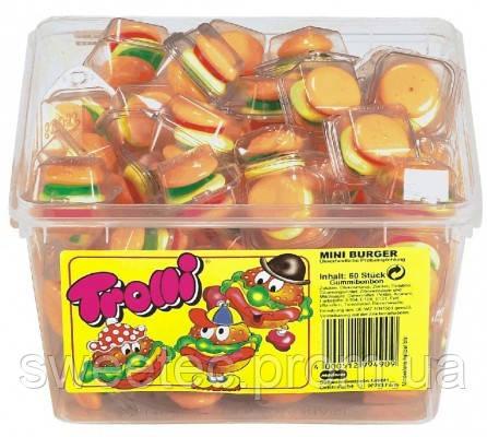 Желейные конфеты мини-бургер Trolli 600 грамм 8d0881ca99510