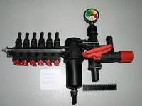 Регулятор давления, 6 секций(ROZ6)
