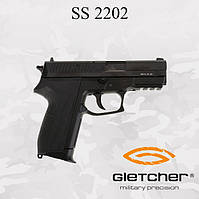 Пневматический пистолет Gletcher SS 2202
