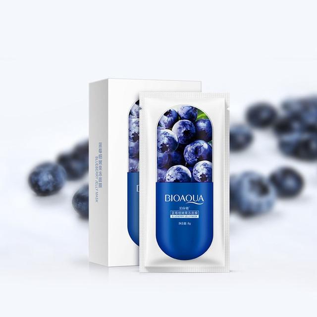 BIOAQUA Blueberry Jelly Mask 8g