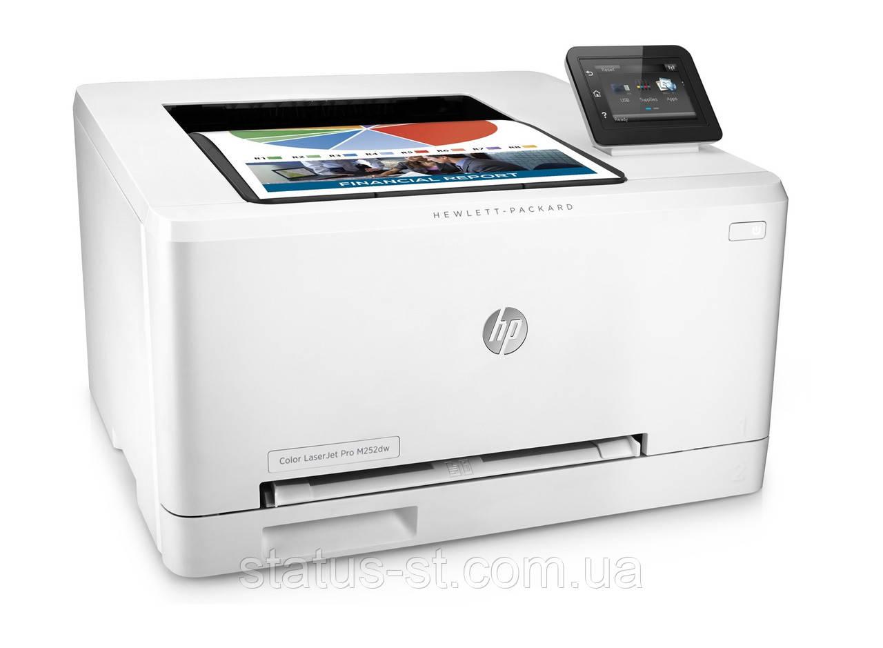 Ремонт принтера HP CLJ Pro M252 в Києві
