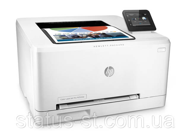 Ремонт принтера HP CLJ Pro M252 в Києві, фото 2