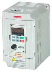 Преобразователь частоты e.f-drive.0R75.S 0,75кВт 1ф/220В