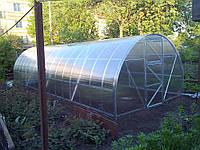 Теплица универсальная «Удачная-2 3*4» под сотовый поликарбонат 6 мм