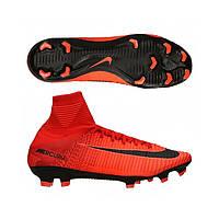 Бутсы профессиональные Nike Mercurial Superfly V DF FG 831940-616