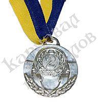 Медаль Спортивная маленькая (серебро)