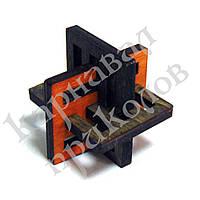 Головоломка деревянная 3D Крест Акиямы