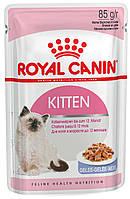 Консерва для котят кусочки в желе Royal Canin Kitten Instinctive
