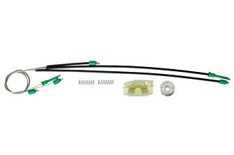 Ремкомплект механизма стеклоподъемника передней правой двери Leon 2005-2012