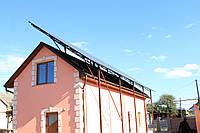 """Сетевая солнечная электростанция 10 кВт под """"зеленый тариф"""", фото 1"""