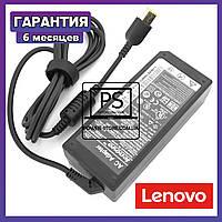 Блок питания зарядное устройство для ноутбука LENOVO 20V 2.25A 45W  square прямоугольный разъем