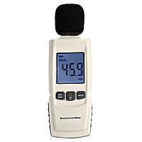 Цифровой шумомер Benetech GM1352 ( измеритель уровня шума ) ( 30 — 130 dB)