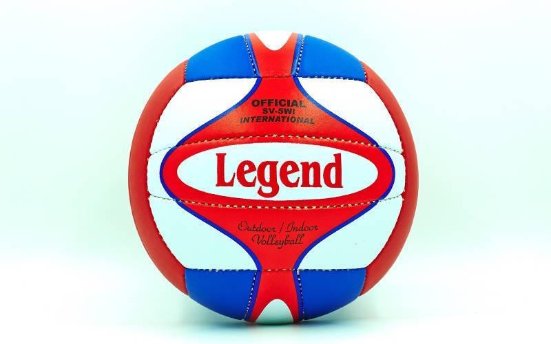 Мяч волейбольный PU LEGEND LG5178