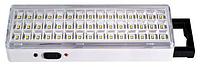 Светильник DELUX REL-401 (3,7V 1,5Ah) 45LED, аварийный светодиодный
