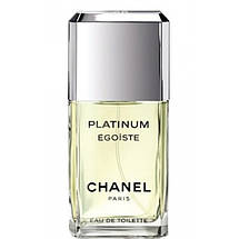 Chanel Egoiste Platinum туалетная вода 100 ml. (Шанель Эгоист Платинум), фото 2