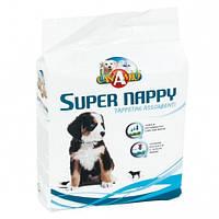 Пеленки для собак 10 шт. Super Nappy 60см*40см