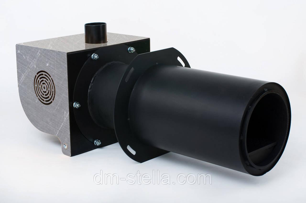 Пеллетнаягорелка 150 кВт DM-STELLA
