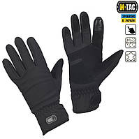 M-Tac перчатки Tactical Waterproof черные