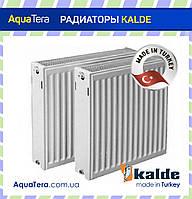 Cтальные Радиаторы для отопления 22k 500*500 Kalde