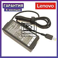 Блок питания для ноутбука LENOVO 20V 3.25A 65W square прямоугольный разъем, фото 1
