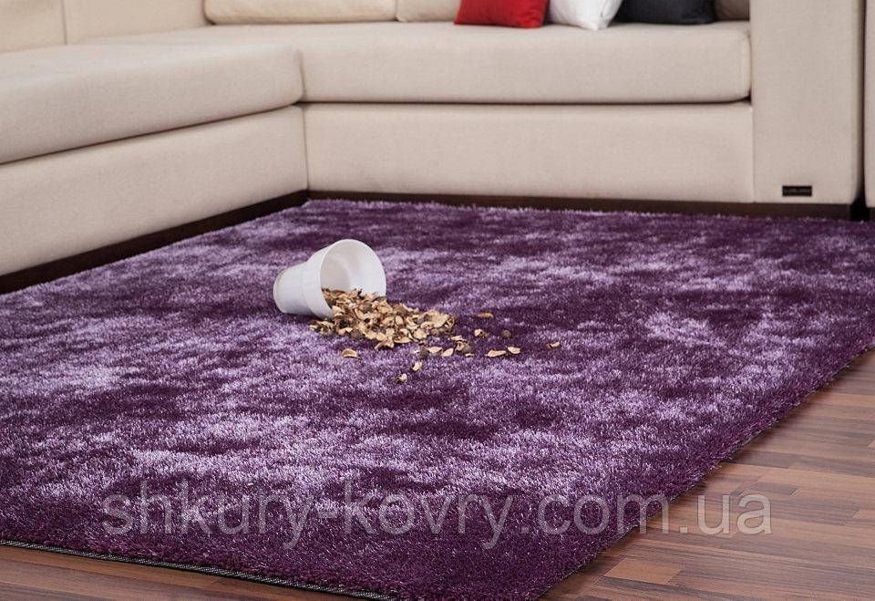 Фиолетовый ковер для пола
