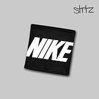 Спортивный утепленный зимний бафф на флисе Nike