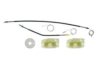 Ремкомплект механизма стеклоподъемника передней правой двери Seat Alhambra 1996—2010