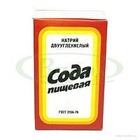 Сода пищевая, бикарбонат натрия (Россия)